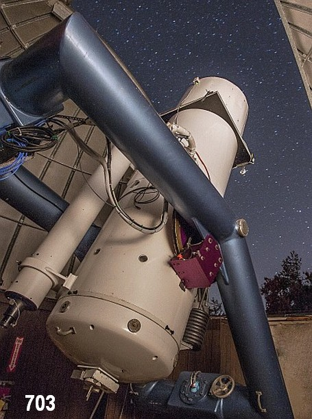 Catalina Sky Survey, University of Arizona