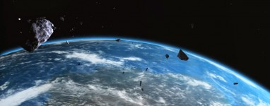 Asteroids Threaten Earth